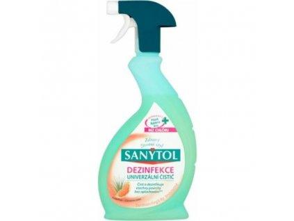 sanytol dezinfekcni cistic ve spreji grep 500 ml 1