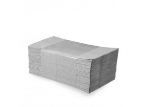 Ručníky papírové skládané ZZ, 25 x 23 cm, natural (5000 ks)