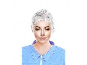 Čepec extra lehký 2,50 Kč /ks  (100 ks)  Zabrání kontaminaci vlasy