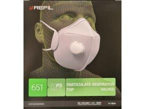 REFIL 651 FFP3 NR D