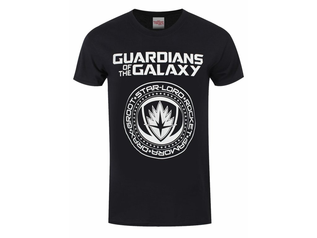 Pánske Tričko MARVEL GUARDIANS OF THE GALAXY VOL 2 SEAL
