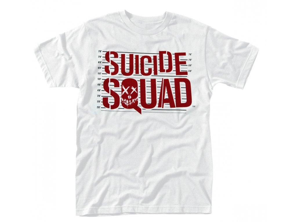 suicide squad logo line up t shirt 1