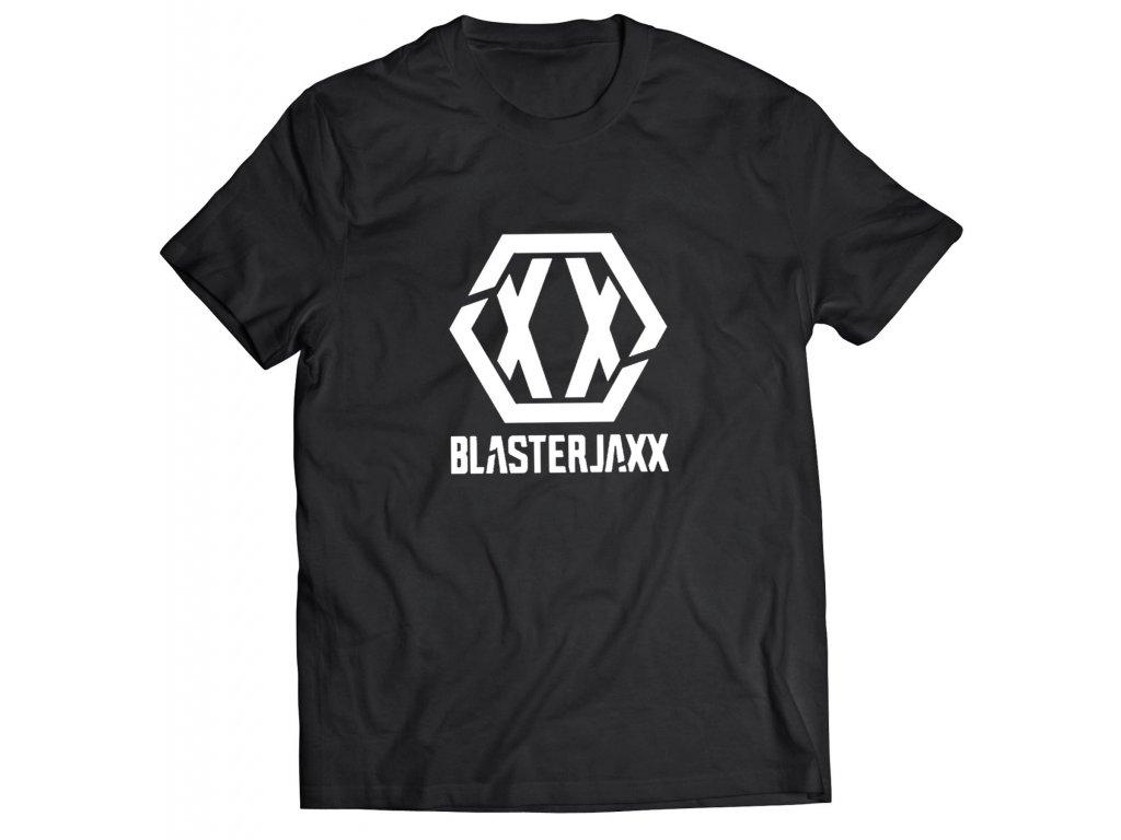 Pánske Tričko Blasterjaxx Logo