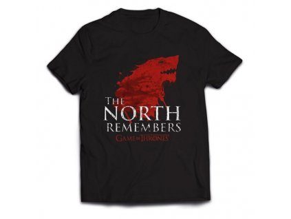 T shirts Game of Thrones Game Of Thrones T shirt The North Remembers l