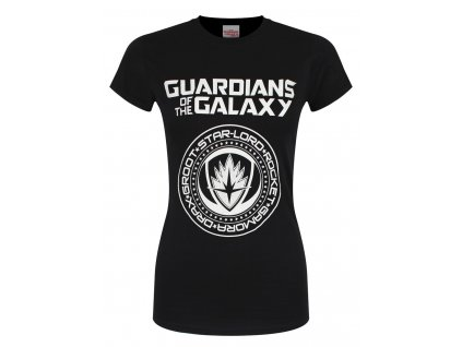 Dámske Tričko MARVEL GUARDIANS OF THE GALAXY VOL 2 SEAL