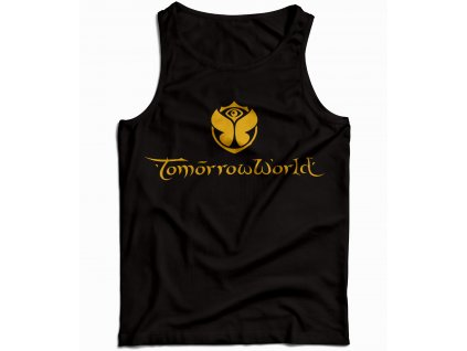 tomorrowland tielko gold