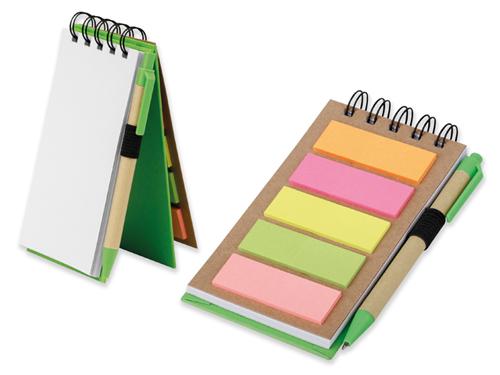 Samolepící bločky/barevné lepíky
