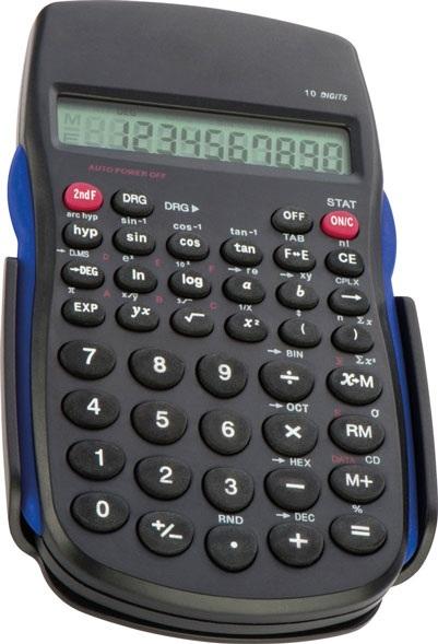 Kalkulačka s hodinami