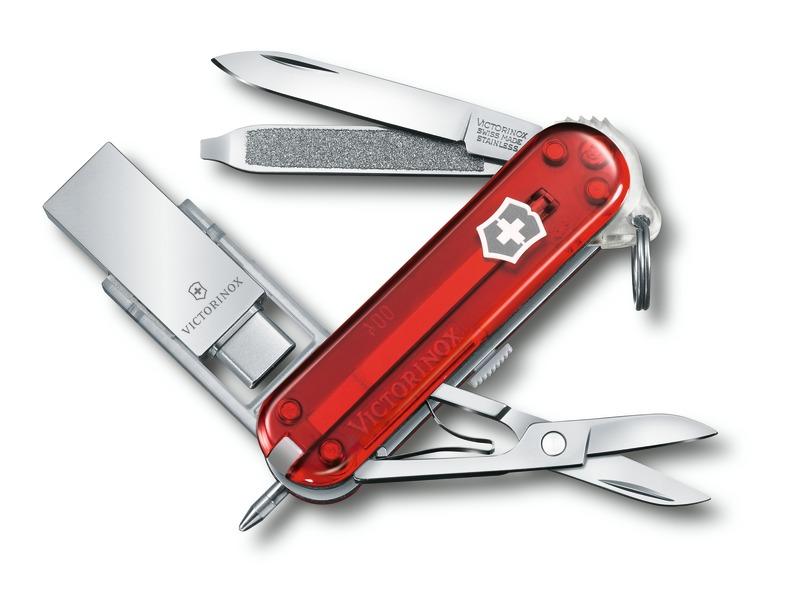 USB VICTORINOX nože s pamětí