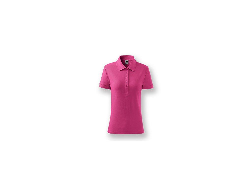 035205-70 růžové dámské tričko*reklamní potisk na tričko