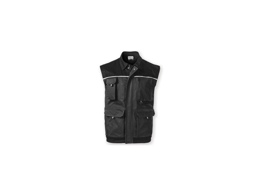 035389-12 pánská pracovní vesta * firemní pracovní oděvy
