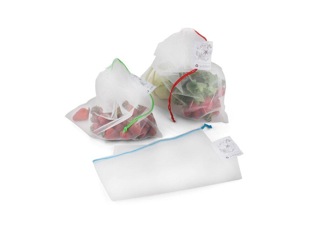 B16520|Ekologické látkové nákupní sáčky|Látkové sáčky na potraviny a nákupy|ekologické reklamní předměty|Adonai.cz