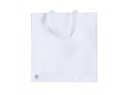 M808767 / papírové nákupní tašky s vánočním motivem/ prodejní firemní tašky z papíru/ kraftový papír/ ekologické reklamní dárky