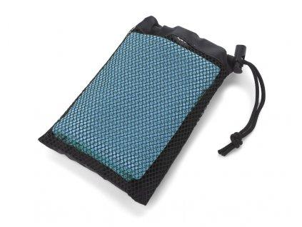 B20133-08|ochlazovací sportovní, fitness ručník/ reklamní ručníky na ochlazení s potiskem loga společnosti/ modrá