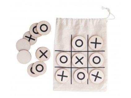 M718675/ PIŠKOVORKY/ malé cestovní hry a hračky ze dřeva/ piškovorky v bavlněném pytlíku/ reklamní předměty/ reklamní společenské hry a hračky/ ekologické dárky/ branding/ potisk
