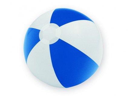 M702047-05 Reklamní nafukovací míče Reklamní předměty pro děti a dospělé Reklamní společenské hry a hračky k vodě a na pláž Reklamní potisk Modrá