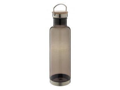 M874017 80/ TRITANOVÉ, plastové láhve na vodu a pití, zdravotně nezávadné láhve, bez BPA/ Prodej a potisk reklamních předmětů pro zákazníky a zaměstnance/ naše TIPY na reklamní a propagační dárky/ průhledná, šedá, černá