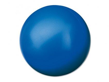 001197-20 pěnový antistresový přívěsek na klíče ve tvaru boxerské rukavice modrý