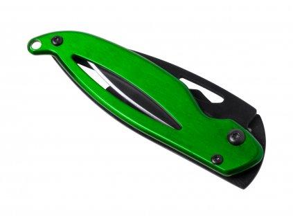 M781423- 07/Reklamní nářadí, nože a svítilny/ POTISK LOGEM FIRMY/ REKLAMNÍ A DÁRKOVÉ PŘEDMĚTY/ ZELENÁ