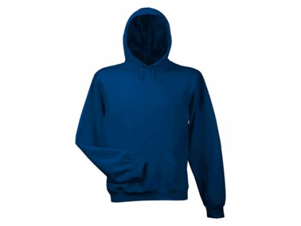 M741750-06/ tmavě modrá*  mikina s kapucí černá*promotion textil*pracovní textil*sportovní