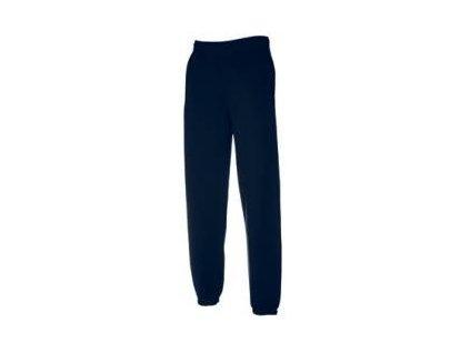 Pánské tmavě modré sportovní kalhoty/tepláky