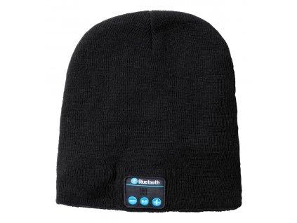 M781328 10/ zimní pletená čepice/ bluetooth čepice s handsfree voláním/ chytrá zimní čepice/ reklamní IT a PC firemní dárky