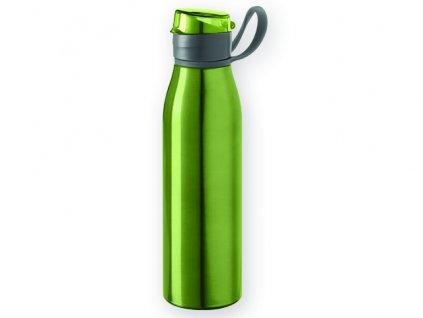094631-22|Nerezové láhve|nerezová láhev na vodu|Sportovní láhev s potiskem i bez potisku|zelená