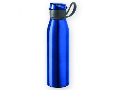 M721529-05|Reklamní kovové láhve na vodu|Reklamní potisk|Prodej a potisk láhví a flasek|Modrá