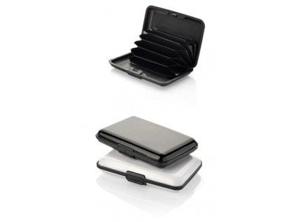 B17528/Pouzdro na platební karty s RFID ochranou|reklamní předmety pro firmy
