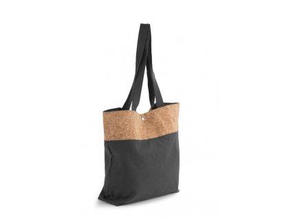 034064-24 |Reklamní tašky na nákup|Reklamní předměty |Potisk reklamních předmětů logem firmy|nákupní taška polyesterová skládací tmavě modrá