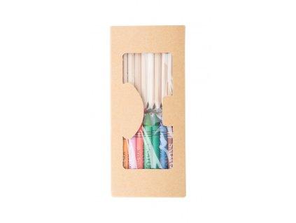 M761186/astelky|Reklamní tužky|Pastelky A VOSKOVKY s potiskem