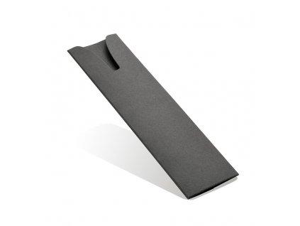 B19571 Papírový obal na 1 propisku na 1 pero levné obaly na propisky Dárkové balení per a propisek Reklamní psací potřeby a předmety pro firmy
