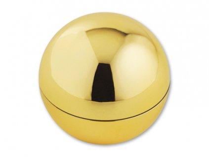 094882-57-Balzám na rty kulatý|Balzám na rty s UV ocharnou SPF 15|Reklamní kosmetické dárky a předměty|Reklamní potisk|Zlatá
