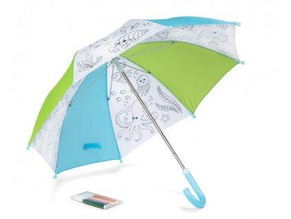 B37050|Vymalovávací deštník|deštníky pro děti|Reklamní dárky a předměty pro děti|Den dětí dárky|Reklamní potisk|Adonai.cz