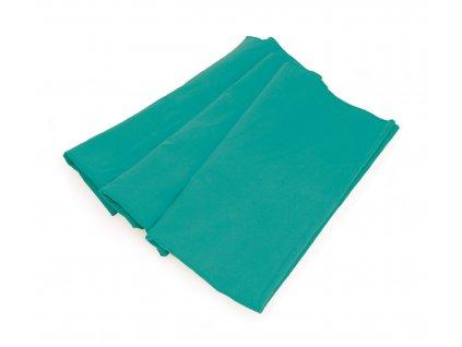 m791728- 07/ reklamní mikrovláknové rychleschnoucí ručníky/ extremně savé na všechny sporty/zelená