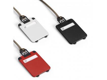 M800376-mix|Identifikační štítek na zavazadla|Štítky na kufr|Reklamní předměty s potiskek i bez potisku|