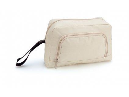 M791843- 00/Reklamní hygienické tašky a taštičky|Reklamní potisk|Reklamní dárky |Reklamní předměty pro firmy s firemním potiskem|BÉŽOVÁ