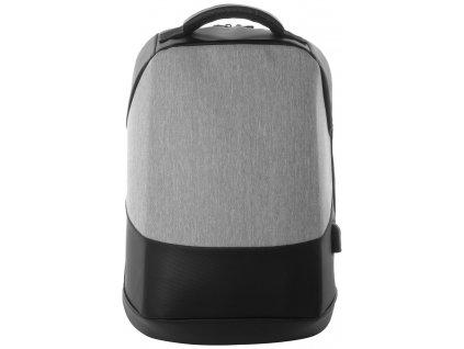 M721027-77|firemní batohy s usb vstupem a RFID ochranou proti krádeži dokumentů v batohu