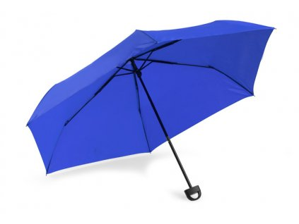 B37047-03|kvalitní značkové deštníky|Modrý deštník s plastovou rukojetí s háčkem na zavěšení deštníku|Potisku loga na deštníky|Skládací deštníky|Dámské deštníky|Pánské deštníky|Unisex deštníky|
