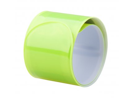 M731259-02/ Reflexní bezpečnostní páska na ruku nebo paži Reklamní předměty reflexní doplnky a prvky žlutý reflexní pásek