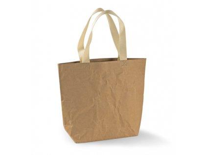 B20232: Ekologická taška papírová|Reklamní předměty a dárky s potiskem i bez potisku