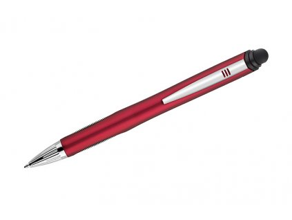 B19631 04 e|Podsvícené logo|propisky|pera|tužky|Firemní potisk loga|červená