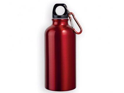 094601-05|Láhve na vodu pro děti na tábory a výlety do přírody|reklamní potisk|červená