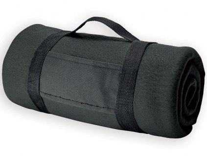 M761799-10|Reklamní deky s potiskek loga firmy|Reklamní předměty|černá