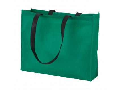M731734 07/ látkové tašky s vlastním potiskem/ Prodej a potisk tašek logem firmy, obrázkem, sloganem/ Kvalitní reklamní dárky a předměty/zelená
