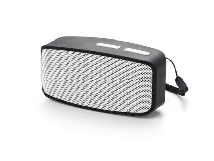 B09062|Reklamní reproduktory|Bluetooth repoduktory|Reklamní předměty a reklamní dárky s potiskem i bez potisku|černá