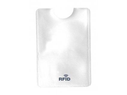 M721599-01/ PLASTOVÉ OBALY/ PLASTOVÝ OBAL A POUZDRO NA KREDITNÍ KARTY S RFID OCHRANOU/ REKLAMNÍ POTISK LOGA FIRMY/ PRŮHLEDNÁ