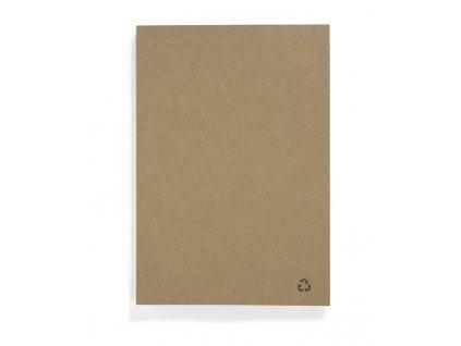 B17836/ekologické zápisníky a bloky/ reklamní předměty/ prodej a potisk ekologických dárků pro firmy/Adonai.cz