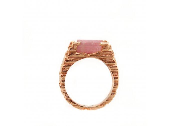prsten - turmalín