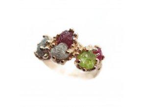 olivín, diamanty, granát almandin, spinel